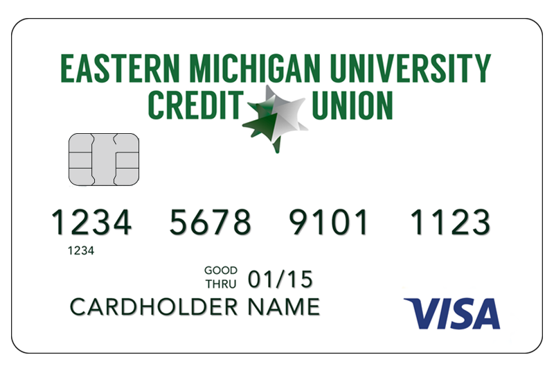 Eastern Michigan University Credit Union Credit Card